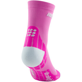 cep Ultralight Calzini Donna, electric pink/light grey